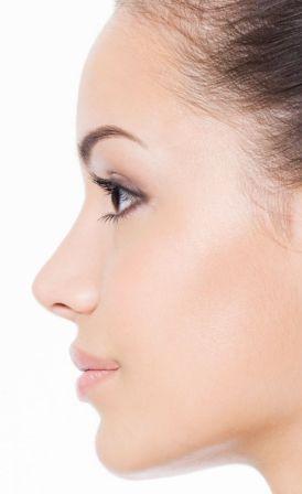 corriger les imperfections du nez
