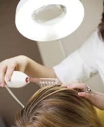 traitement cheveux au laser
